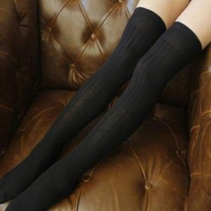 Miss Babydoll Accessories - ❤️NEW Sexy Knit Over the Knee Stockings #K12